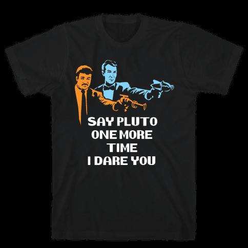 Pulp Science (Ray Guns) Mens T-Shirt