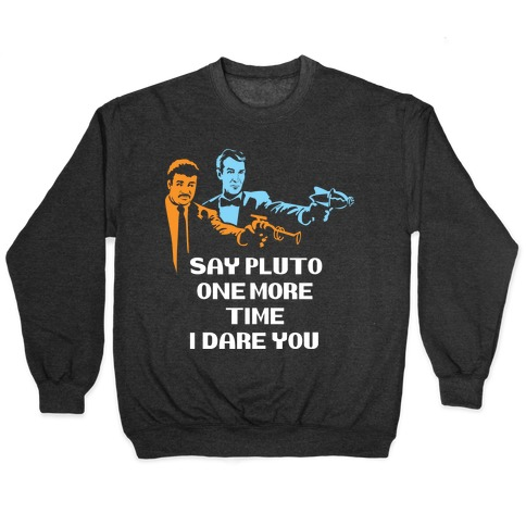 Pulp Science (Ray Guns) Pullover