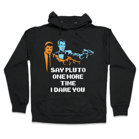 Pulp Science (Ray Guns) Hooded Sweatshirt