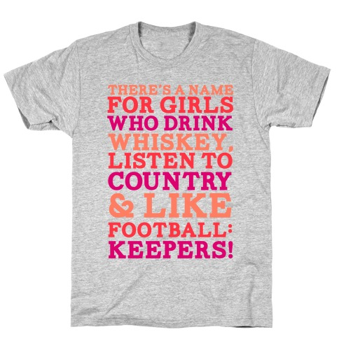 Keepers T-Shirt