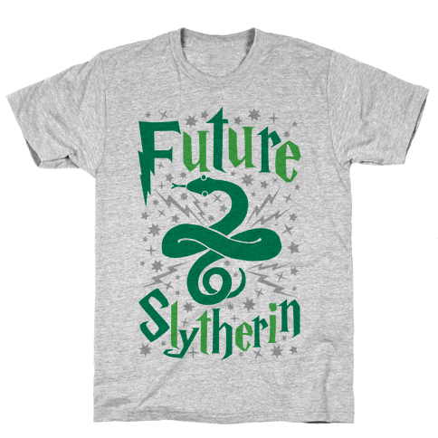 Future Slytherin Mens T-Shirt