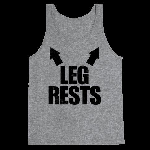 Leg Rests Tank Top