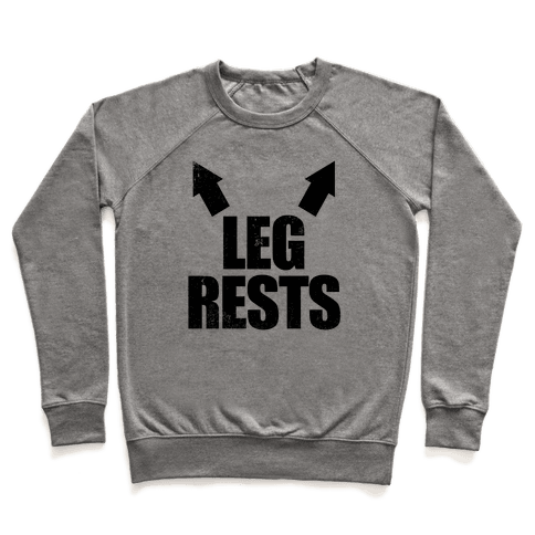 Leg Rests Pullover