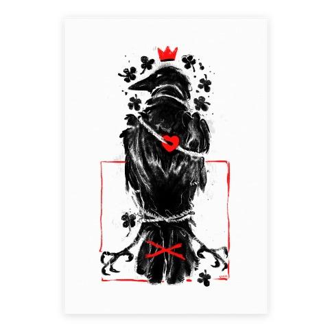 Strange Bird In Love Poster