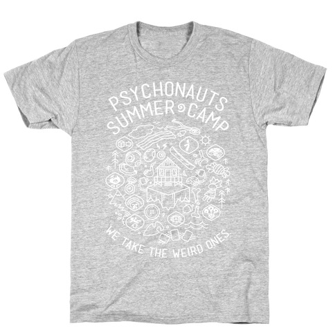 Psychonauts Summer Camp T-Shirt