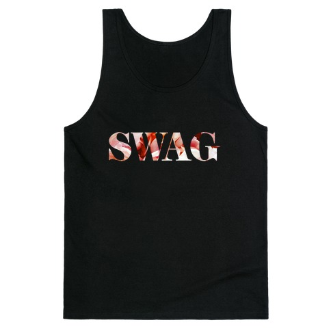 Swag Flowers Tank Top