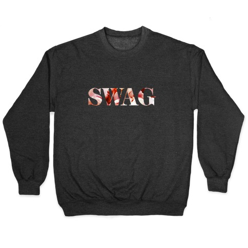 Swag Flowers Pullover