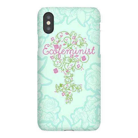 EcoFeminist Phone Case