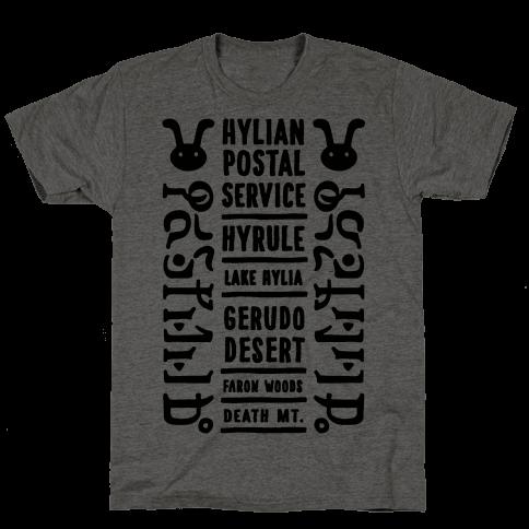 Hyrule Postal Service