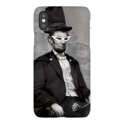 Japanese Abraham Lincoln Phone Case