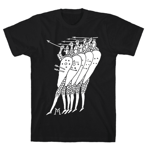 Spearmen Mens T-Shirt