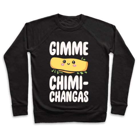 Gimme Chimichangas