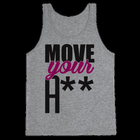 Move! Tank Top