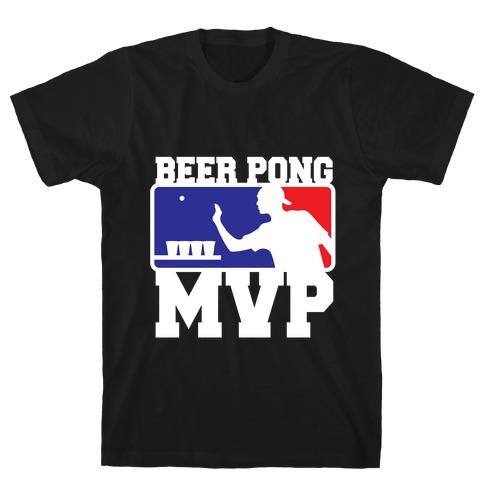 Beer Pong MVP T-Shirt