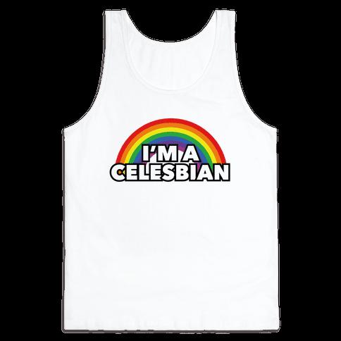 I'm a Celesbian Tank Top