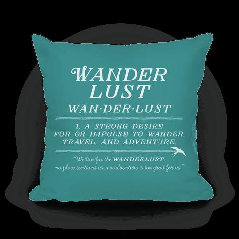 Wanderlust Definition