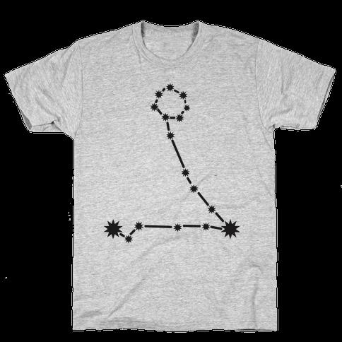 Pisces (Tank) Mens T-Shirt