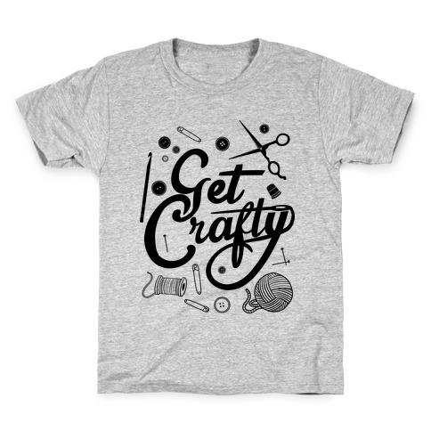 Get Crafty Kids T-Shirt