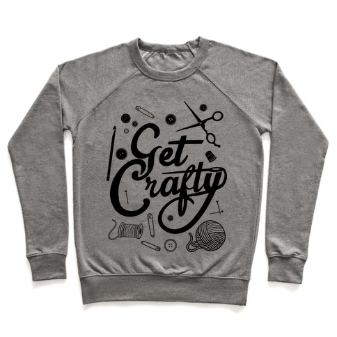 Get Crafty Pullover