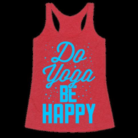 Do Yoga Be Happy