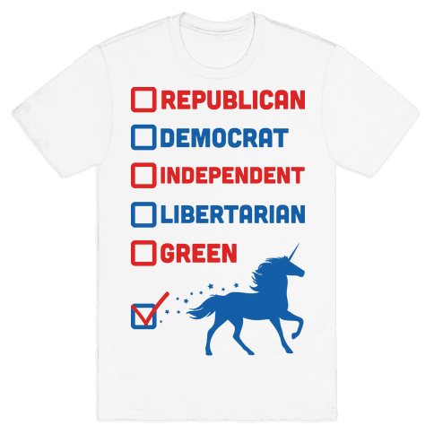 Unicornian Mens T-Shirt