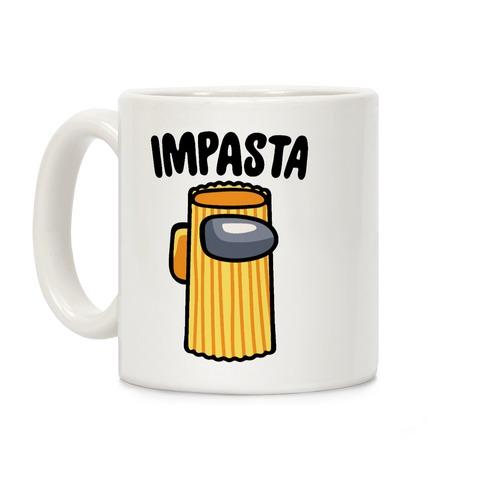 Impasta Parody Coffee Mug
