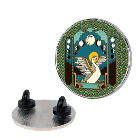 Swan Lake pin