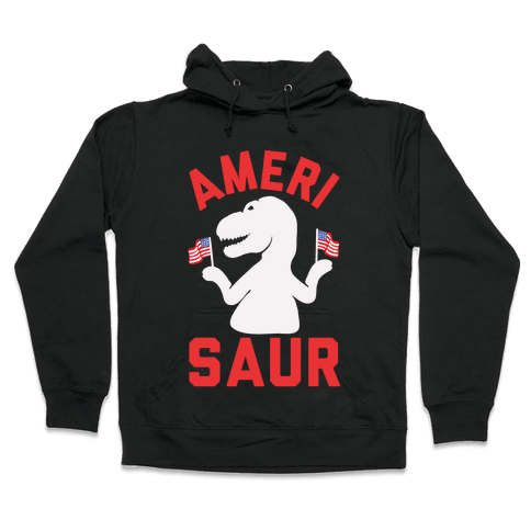 Amerisaur Hooded Sweatshirt