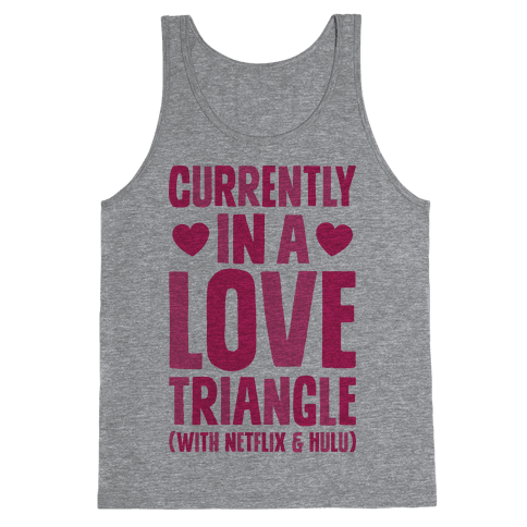 Love Triangle Tank Top