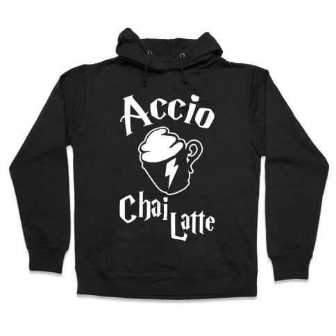 Accio Chai Latte Hooded Sweatshirt