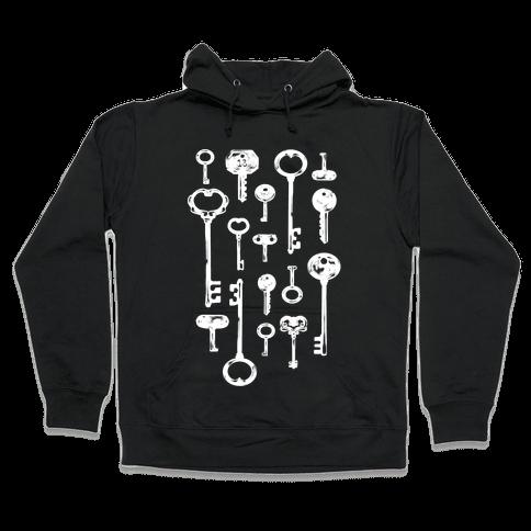 Keys Hooded Sweatshirt