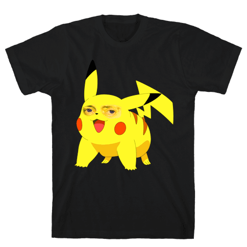 Steveachu Mens T-Shirt