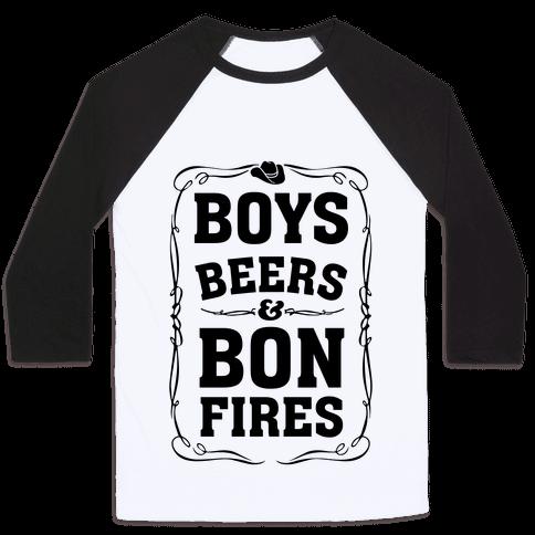 Boys Beers & Bonfires