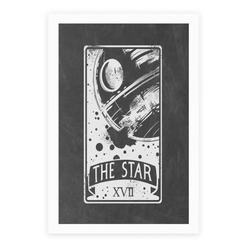 The Star Tarot Card Poster