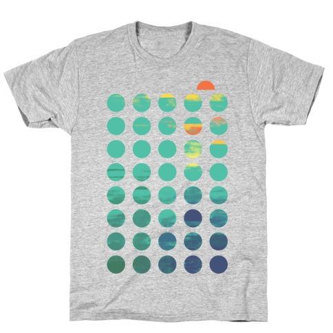 Circles of Summer T-Shirt