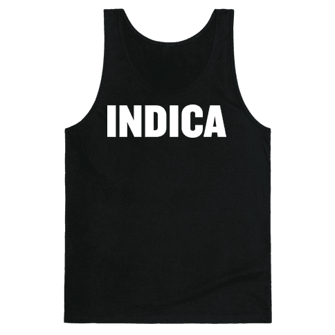 Indica Tank Top