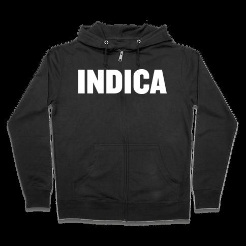 Indica Zip Hoodie