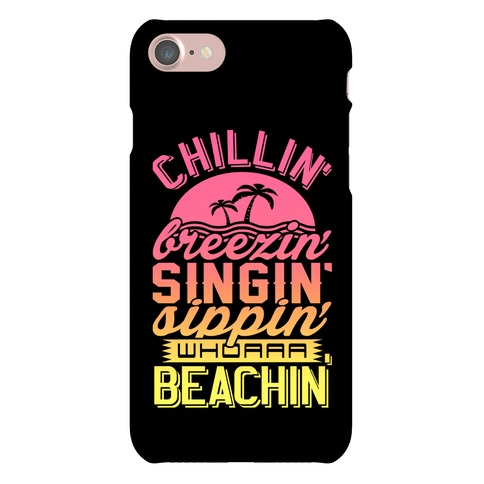 Beachin' Phone Case