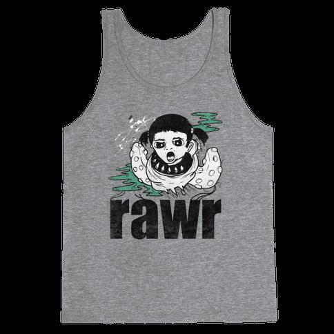 Rawr Tank Top