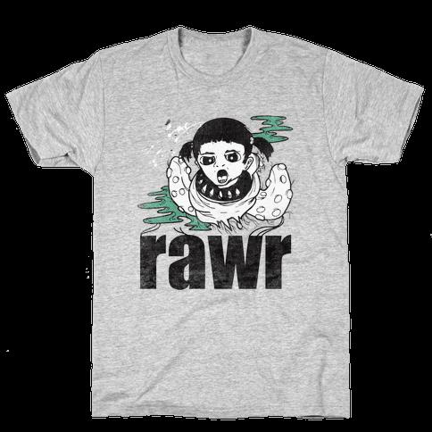 Rawr Mens T-Shirt
