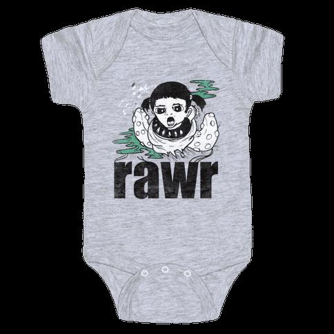 Rawr Baby Onesy