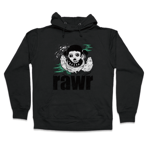 Rawr Hooded Sweatshirt