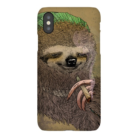 Dank Sloth Phone Case