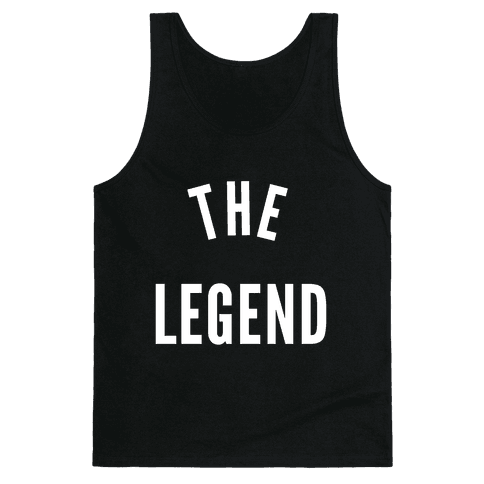 The Legend Tank Top