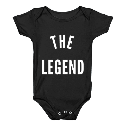 The Legend Baby Onesy