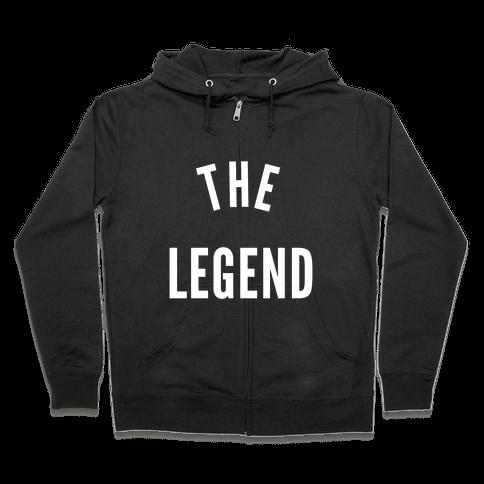 The Legend Zip Hoodie