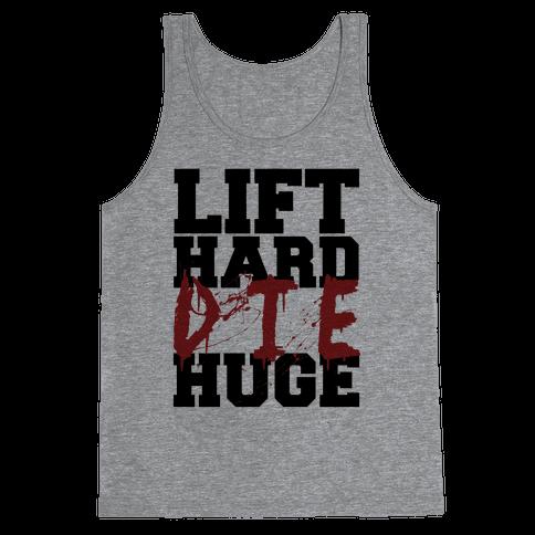 Lift Hard Tank Top