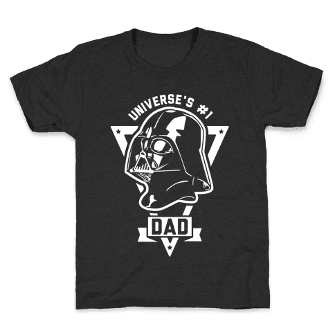 Darth Dad Kids T-Shirt