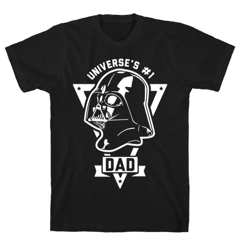 Darth Dad Mens T-Shirt