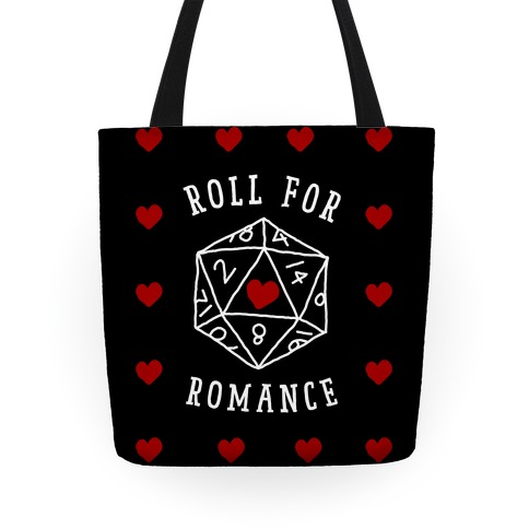 Roll For Romance Tote
